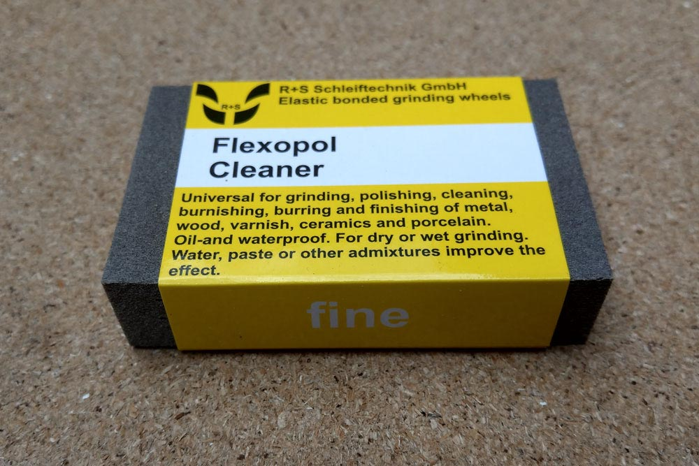 Flexopol Cleaner Fine - guma szlifierska