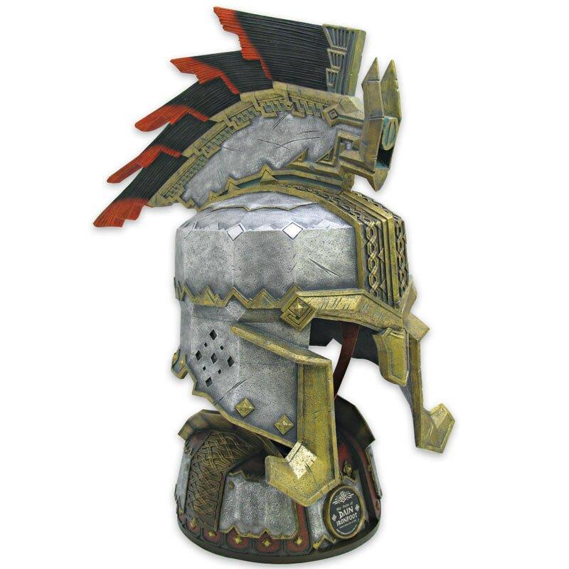 Hełm United Cutlery Helm Of Dain Ironfoot z filmu Hobbit
