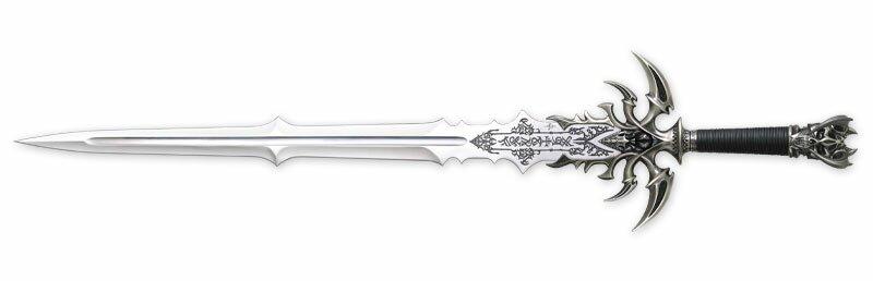 Kit Rae Vorthelok Sword Autographe Edition