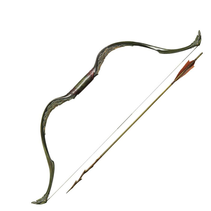 Łuk i strzała Tauriel - Hobbit - Bow and Arrow of Tauriel