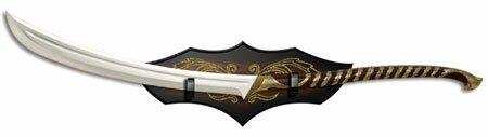 Miecz elfów LOTR High Elven Warrior Display Sword
