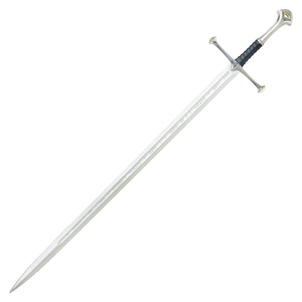 Miecz Aragorna LOTR Anduril The Sword of King Elessar