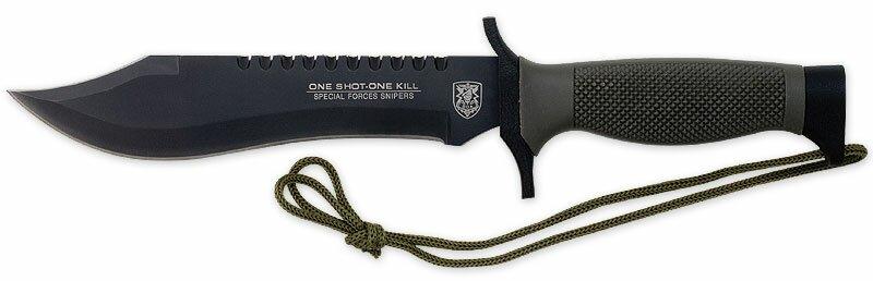 Nóż One Shot One Kill SOA Survival Bowie