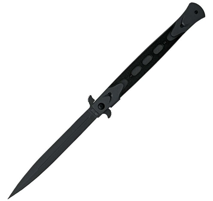 Nóż United Cutlery Rampage Stiletto Black