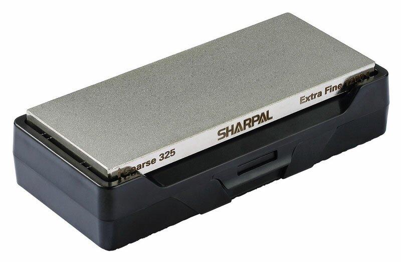 Ostrzałka diamentowa dwustronna 325-1200 Sharpal