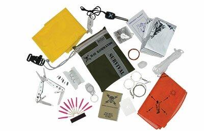 Zestaw survivalowy M48 Kommando 24-Pc. Ultimate Survival Kit